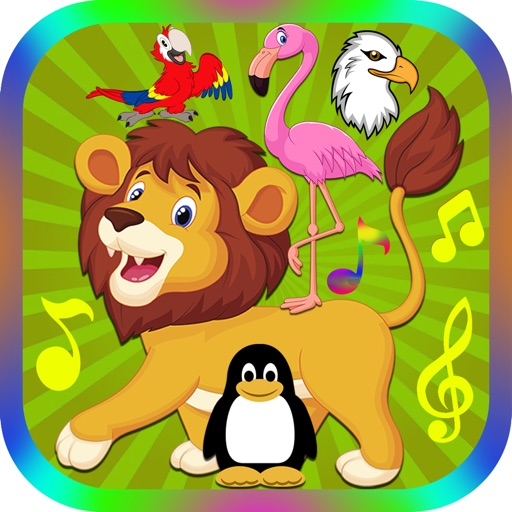 Animal Chatter Sound Effects Button Free: Funny Sounds for Baby and Toddler Preschool Learning
