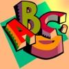 ABCの折り紙