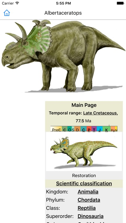 CHI Encyclopedia of Dinosaurs