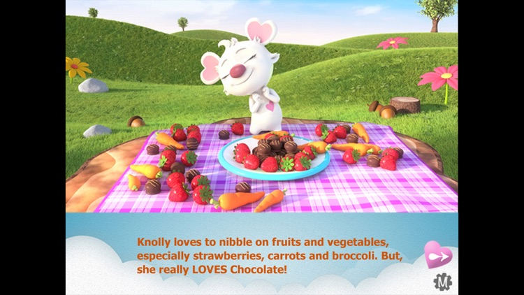 Knolly Nibbles: A Tale of Tails screenshot-0