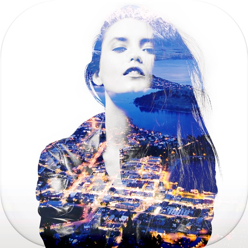 Pic.fused – Instant Photo Blend.er with Double Exposure Effect.s and Picture Merge.r