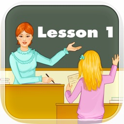 English Conversation Lesson 1 - Listening and Speaking English for kids