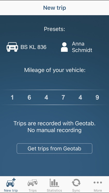 Mileage Tracker Pro screenshot-1