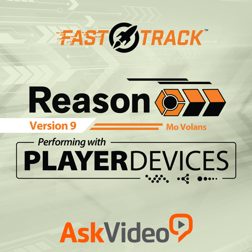 FastTrack™ For Reason Players