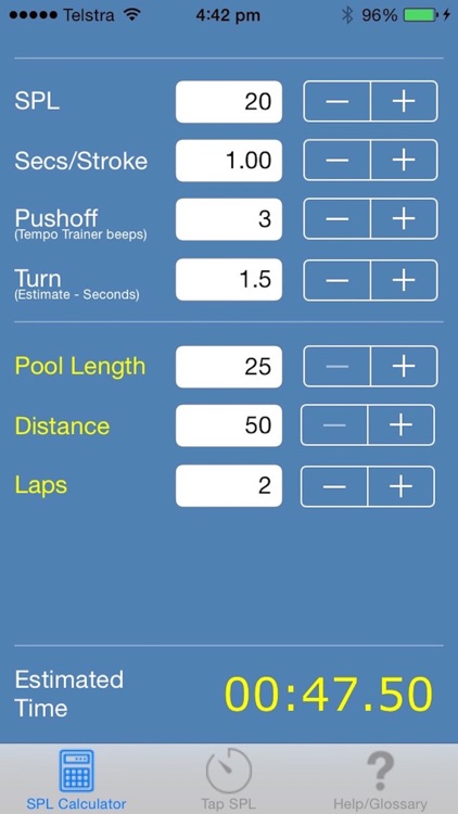 Swim Stroke Count Tools