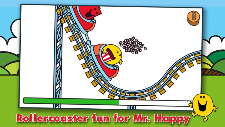Mr Men: Mishaps & Mayhem screenshot-0