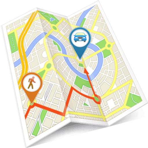 car finder map
