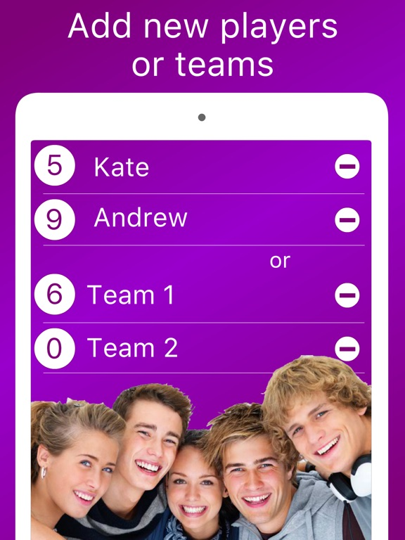 Hands up alias charades and heads up activity game for fun friends company Free-ipad-2