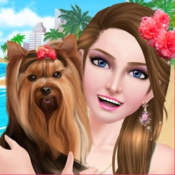 Fun with Pets: BFF Beauty Salon Day - Spa, Makeup & Dressup Makeover Game for Girls