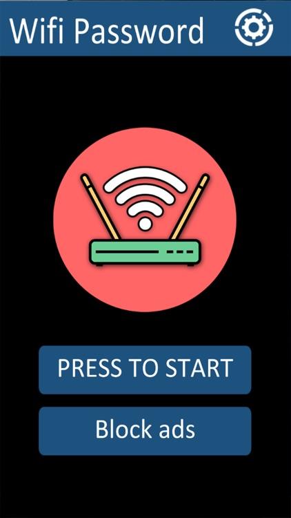 Wifi password 3 screenshot-3
