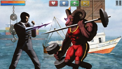 The Executive – Disponible gratuitement sur IPhone et IPad-capture-1