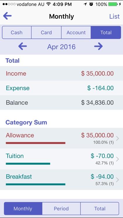 Gold Money Lite screenshot-3