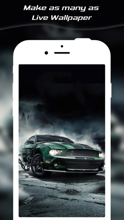 Live Wallpaper Maker For Live Photo - Convert any Video and Wallpapers to Animated Live Wallpapers for iPhone 6s and 6s Plus screenshot-4