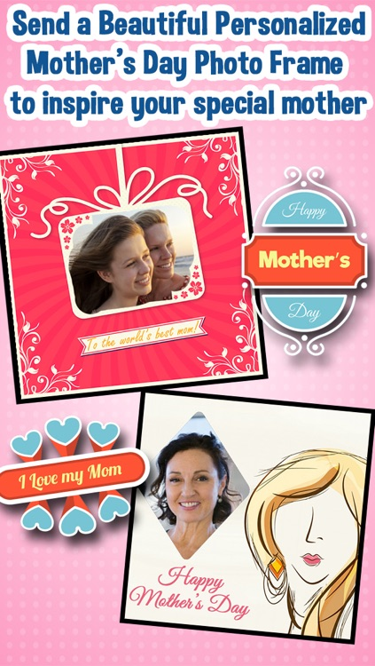 Mother's Day Frames Photo Editor
