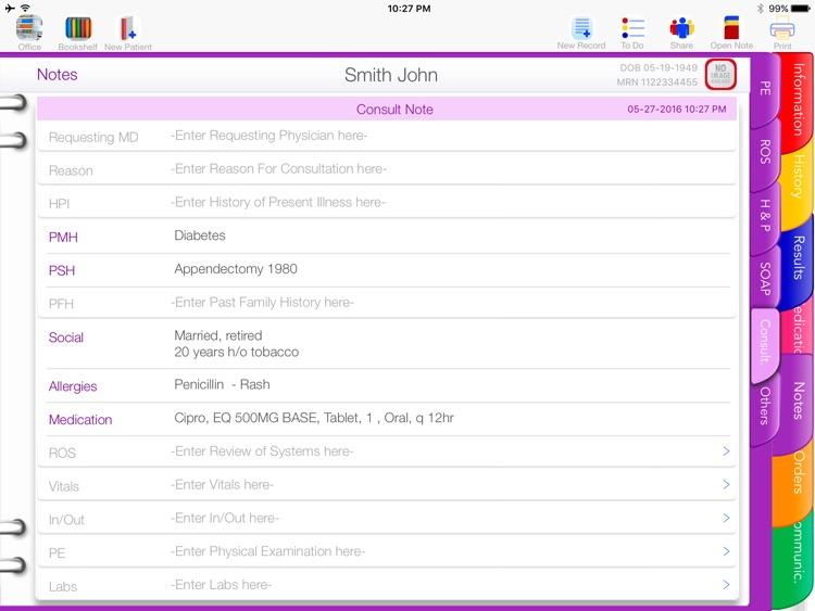 PatientRounds screenshot-4