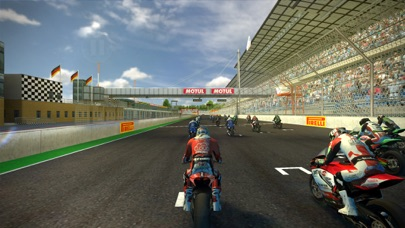 Screenshot of SBK16 - Official Mobile Game4