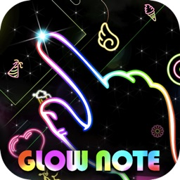 Draw Everything! GLOW Note!