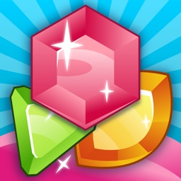 Jewel Blast Mania: Smash the jelly to Crush the frozen diamond skull