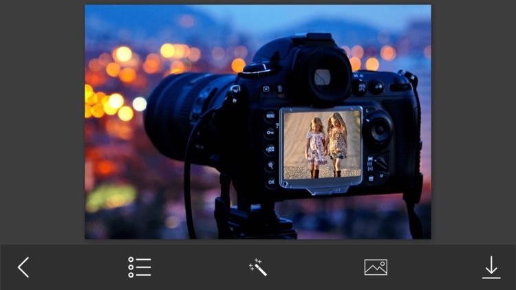 Camera Photo Frames - Instant Frame Maker & Photo Editor screenshot-3