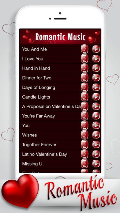 Musica Romantica - Gratis Tonos de Llamada de AmorCaptura de pantalla de1