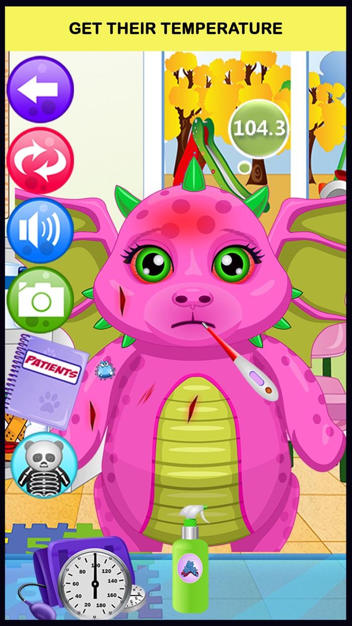 Pet Vet Doctor Salon Games Screenshot