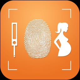 FingerPrint Pregnancy Test Simulator