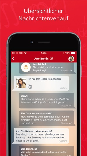 Chat- und dating-apps für android