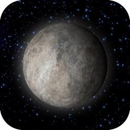 Moon Phase Calendar .