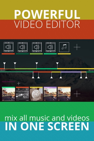Quick Video Editor - Montage Filters Best tools for video editing perfectly moments screenshot 1