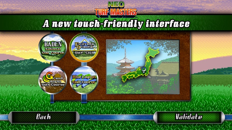 NEO TURF MASTERS screenshot-1