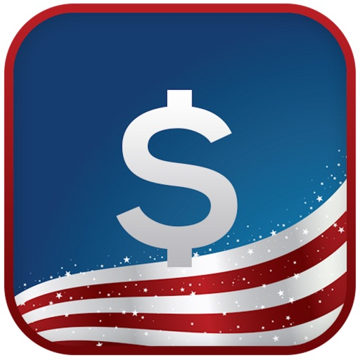 USA Debt Clock icon