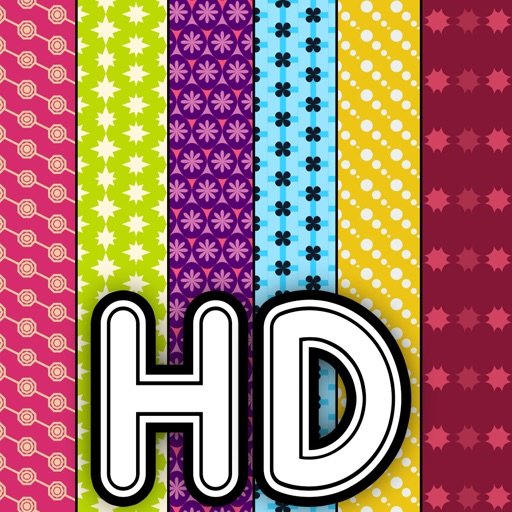 Patterns Cool Wallpapers Retina HD for iOS 9 iPhone iPod & iPad