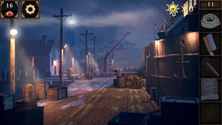 密室逃脫官方系列6:皇家偵探 - 史上最坑爹的越獄密室逃亡解謎益智遊戲 screenshot-3
