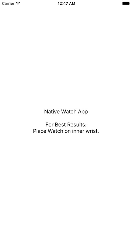 WatchHapticMetronome