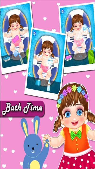 New Born Baby Care & Dress Up screenshot three
