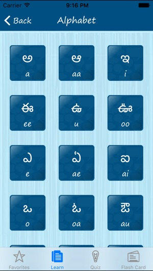 Learn Telugu Quickly - Phrases, Quiz, Flash Card on the App Store