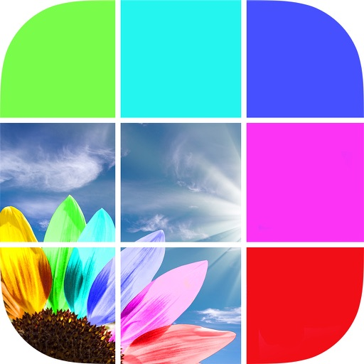 Photo Collage Maker - Create Cool Picture Combining Frame Designs
