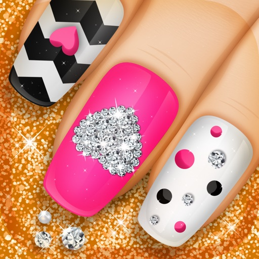 Nail Manicure Games For Girls: Beauty Makeover Ideas and Fashion Nail Designs