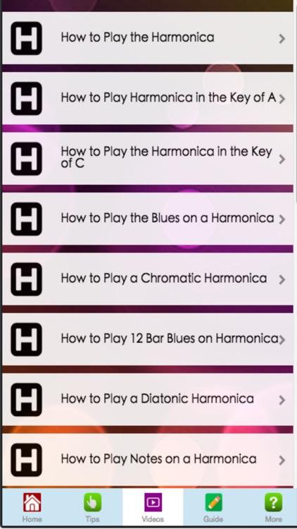 Harmonica Lessons - Learn to Play Harmonica