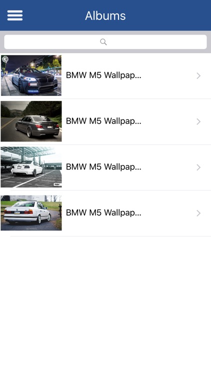 HD Car Wallpapers - BMW M5 Edition screenshot-3