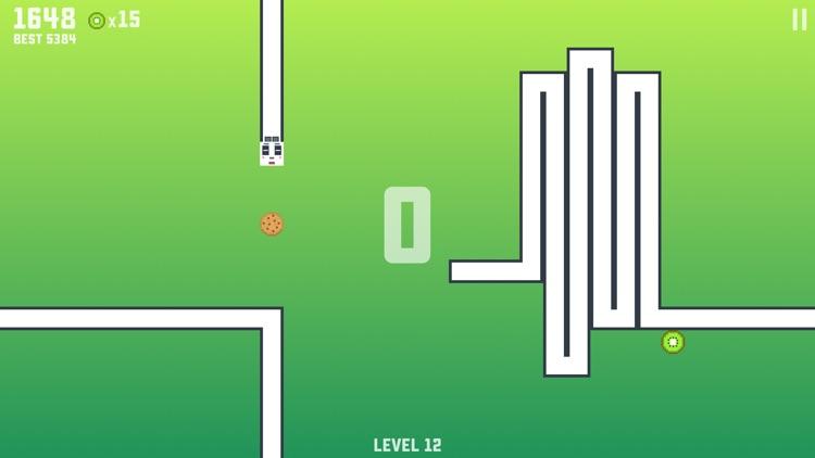 Silly Snake - Retro Arcade Snake screenshot-3