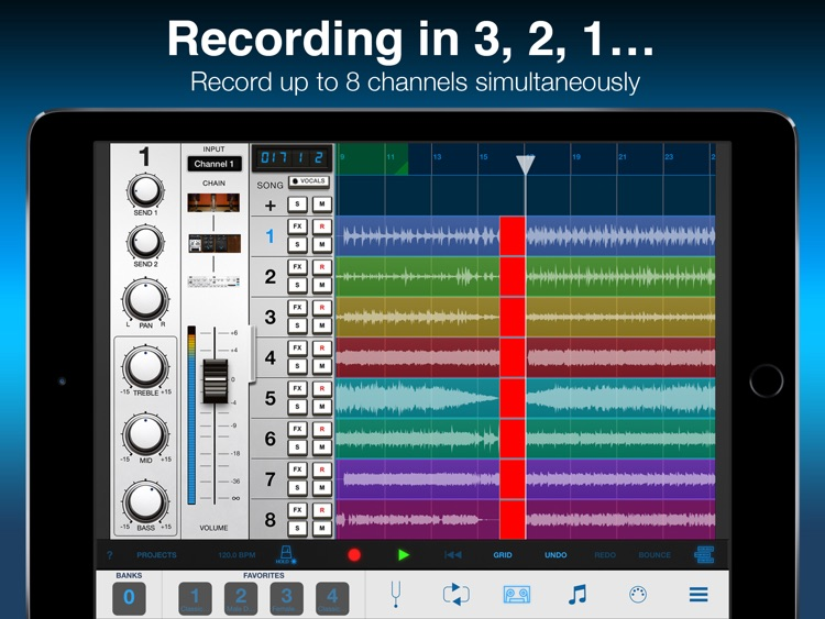VocaLive CS for iPad screenshot-3