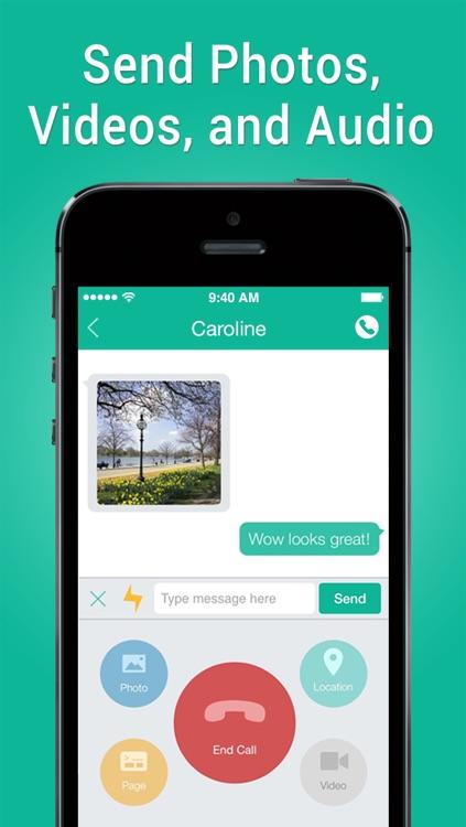 Talkray - Free Call and Texts Live Messenger
