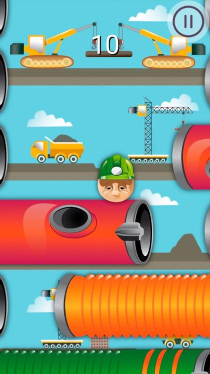 Town's Jumper - Addicting Time Killer Game screenshot-3