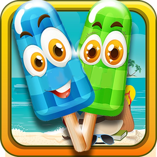 Ice Candy Maker - Fun Games
