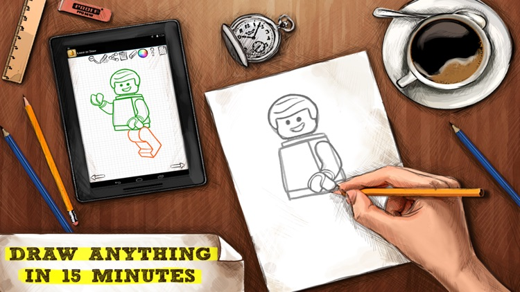Drawing Ideas: Learn How to Draw Tutorials