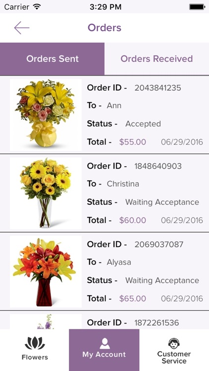 Social Flowers: Flower Delivery Without Address screenshot-4