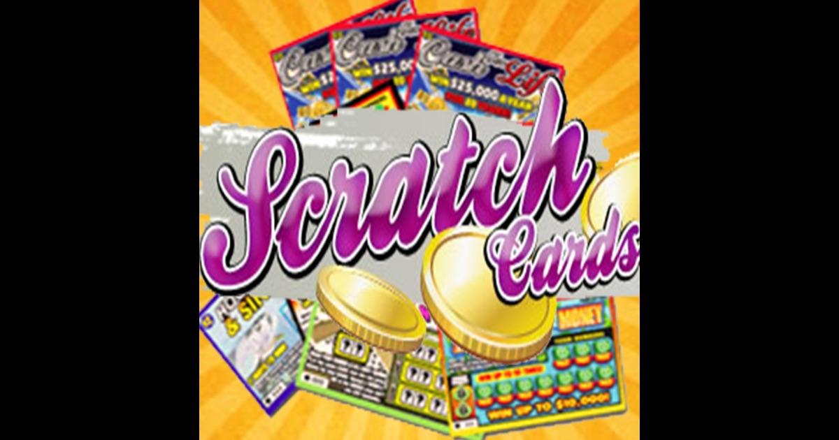 scratch card app