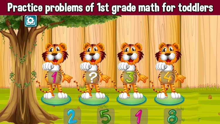 Preschool Maths, Counting & Numbers for Kids screenshot-4
