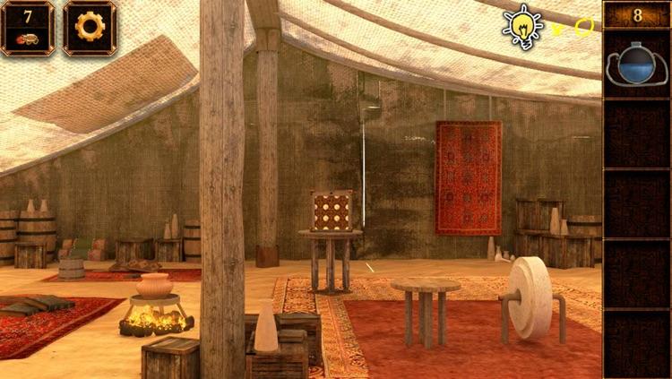 密室逃脫官方系列5:逃出神秘沙漠 - 史上最坑爹的越獄密室逃亡解謎益智遊戲